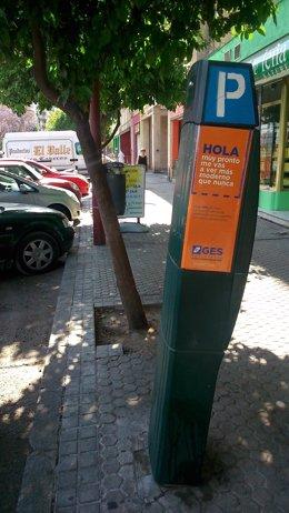 La zona azul ha despertado polémica en Sevilla.