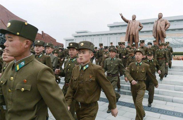 Pyongyang Corea del Norte