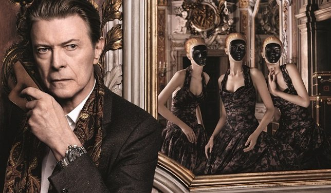 David Bowie protagonista indiscutible para Louis Vuitton
