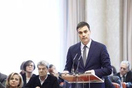 Sánchez (PSOE) quiere liderar un cambio de rumbo en la política económica europea para ayudar a Grecia