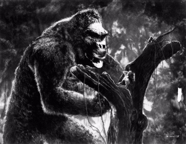 Promoción de la película King Kong