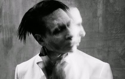 Escucha otra nueva canción de Marilyn Manson: Cupid carries a gun