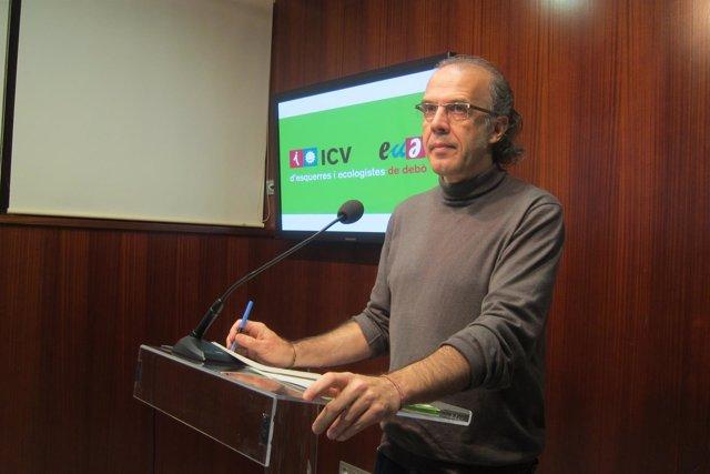 Ricard Gomà (ICV-EUiA)