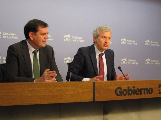 Del Río y Nagore informan del Consejo de Gobierno