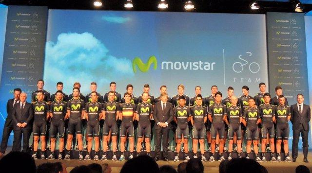 Movistar Team para 2015