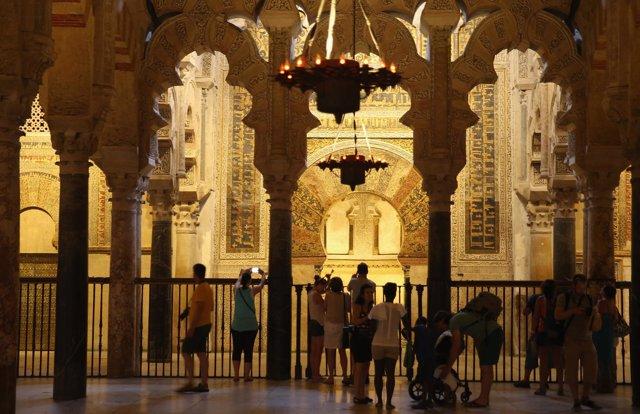 Cordoba, Mezquita, Musulmán