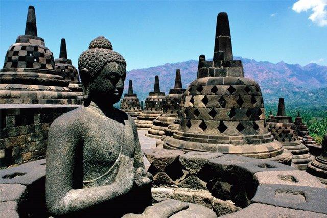 Turismo en Indonesia