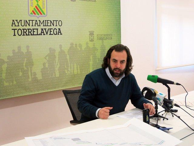 José Otto Oyarbide, concejal de Urbanismo