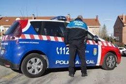 Policía de Algete