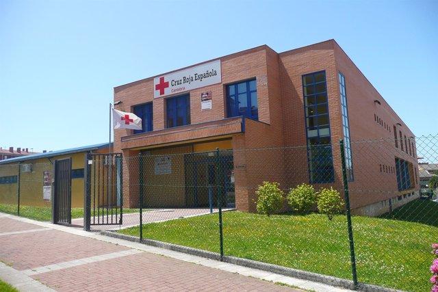 Sede de Cruz Roja en Santander