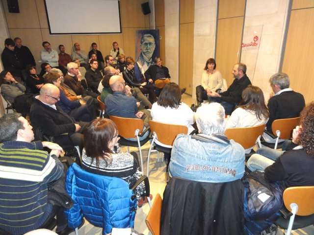 Reunión de la Conferencia Política del PSIB