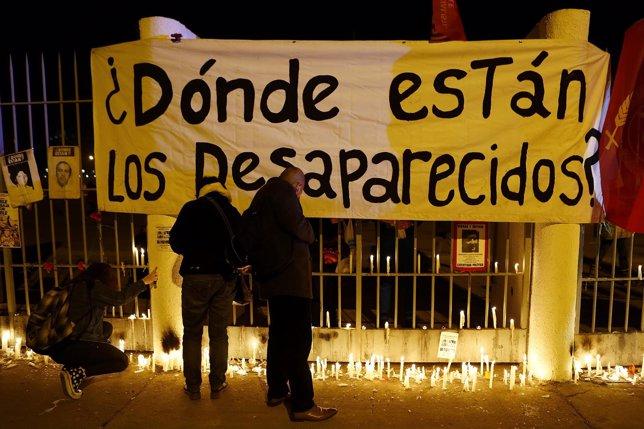 Desaparecidos Chile