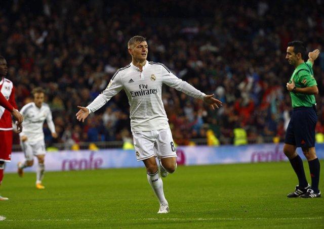 Real Madrid Toni Kroos