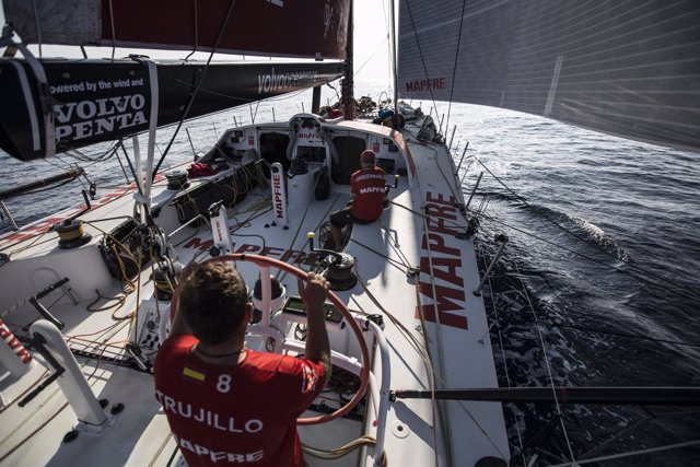 Rafa Trujillo MAPFRE Volvo Ocean Race VOR