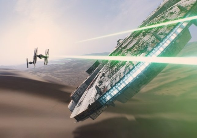 Star Wars: El Despertar De La Fuerza (Star Wars: The Force Awakens)