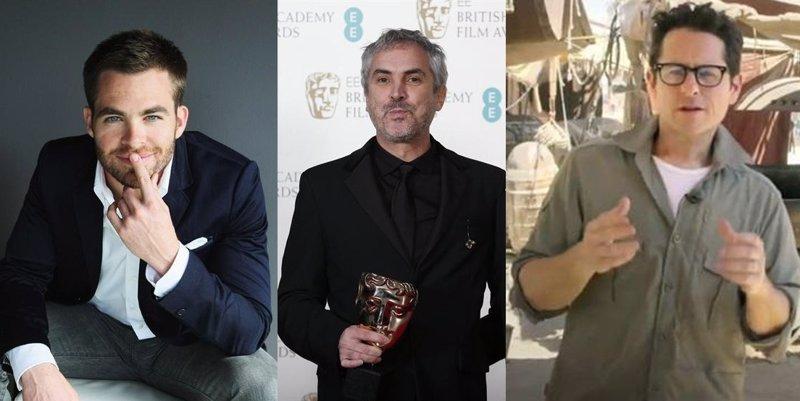 Premios Oscar: J.J. Abrams, Chris Pine y Alfonso Cuarón anunciarán las nominaciones
