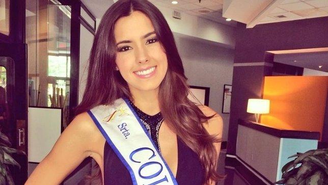 Paulina Vega, Miss Colombia, Miss Universo 2015