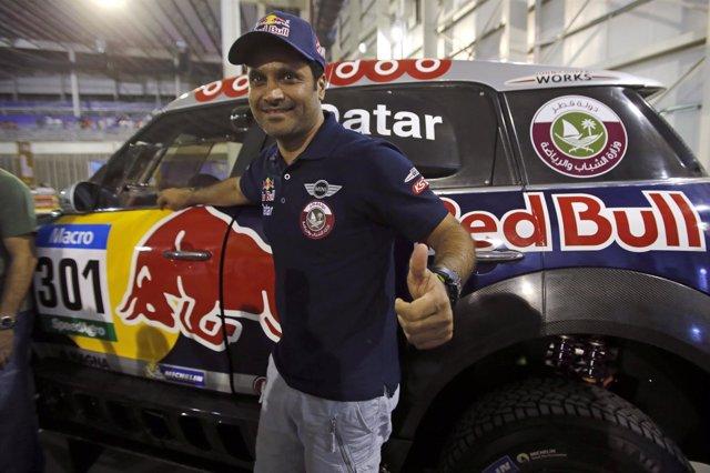 Al-Attiyah en el Dakar 2015