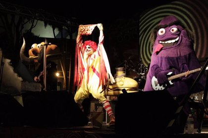 McDonald's y Black Sabbath, fusionados en la banda de versiones Mac Sabbath