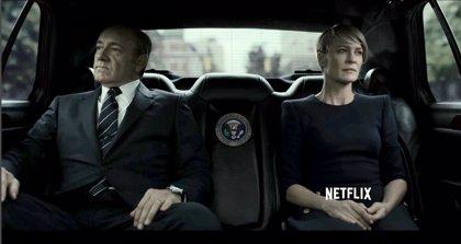 House of Cards estrena tráiler de la 3ª temporada
