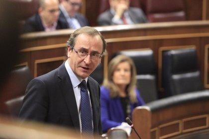 Alonso comparecerá en el Congreso por primera vez el próximo jueves en la Comisión de Sanidad y Servicios Sociales
