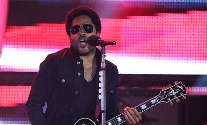 Lenny Kravitz actuará en la Super Bowl junto a Katy Perry