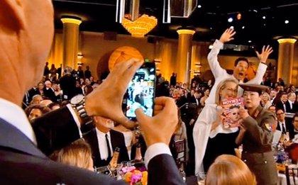 Momentazos de los Golden Globes Awards 2015, en 10 en GIFs