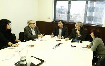 Tomás Gómez presenta dos recursos ante la Audiencia Nacional para asegurarse tratamiento de los enfermos de hepatitis C