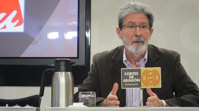 Adolfo Barrena (IU)