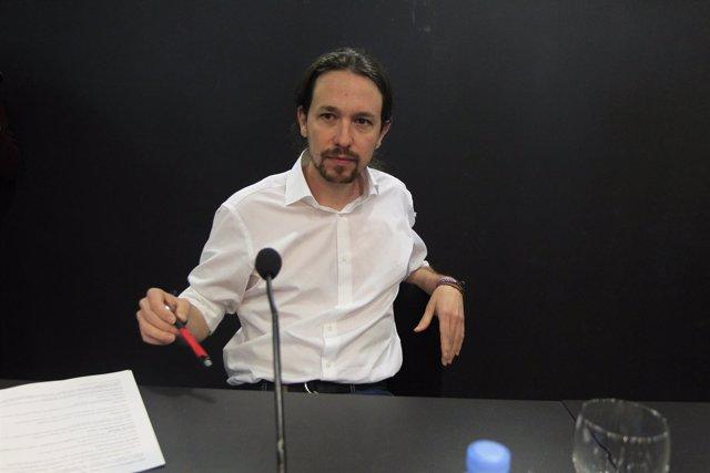 """Errejón ironiza sobre la designación de Floriano como jefe de campaña del PP: """"Prometo que no hemos tenido nada que ver"""""""
