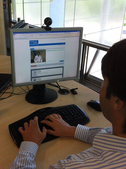 La formación sanitaria 'on-line', tan efectiva como los métodos educativos tradicionales