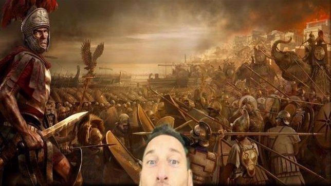 Memes de la selfie de Totti