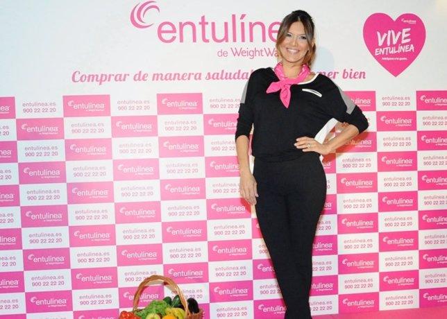 Ivonne Reyes amadrina la campaña de 'En tu línea'