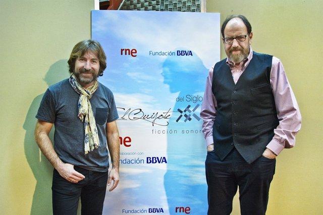 Jose María Pou y Antonio de la Torre. El Quijote RNE