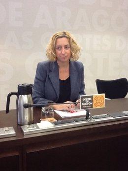 Patricia Luquin, una de las candidatas