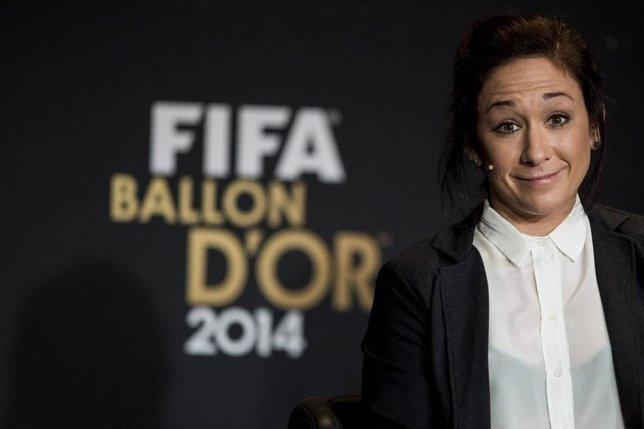 Nadine Kessler Balón Oro