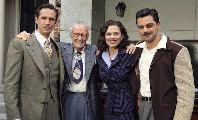 Stan Lee hará un cameo en Agent Carter