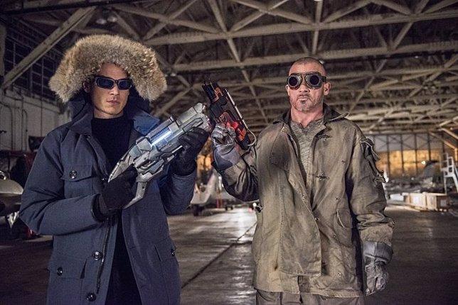 The Flash: Los Renegados preparan su venganza en las 20 nuevas imágenes