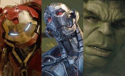 Avengers: Age of Ultron, el nuevo tráiler en 20 imágenes