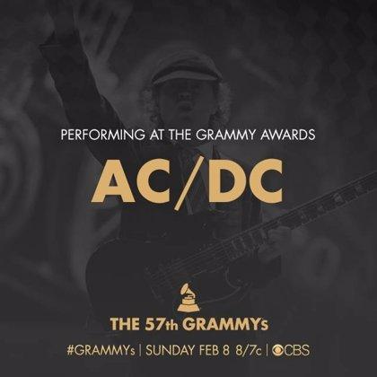 AC/DC, Madonna, Ariana Grande y Ed Sheeran  actuarán en los Grammy Awards 2015