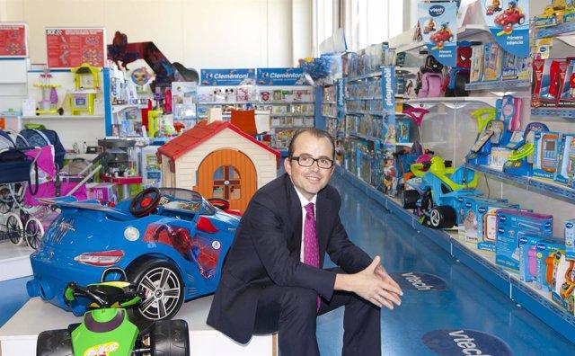 Ignacio gspar, director general de Toy Planet