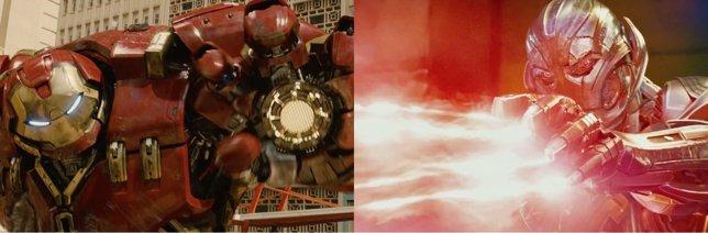 Los Vengadores: La Era De Ultrón (Avengers: Age Of Ultrón