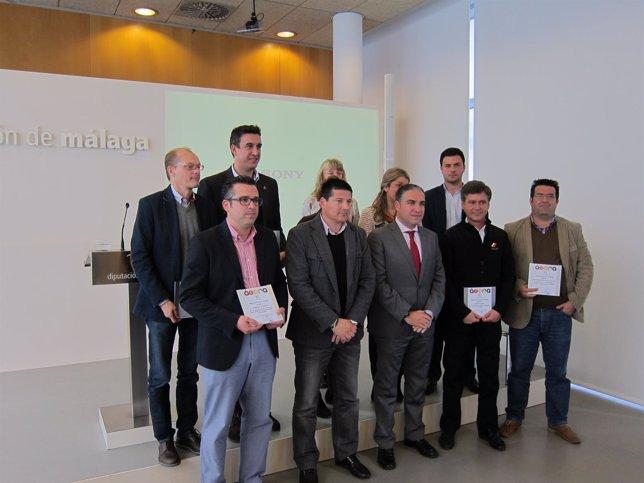 Bendodo premios Ágora Diputación