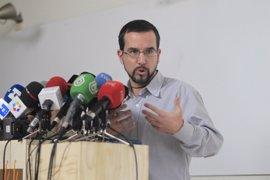 """Sergio Pascual (Podemos): """"Los sevillanos nos sentimos orgullosos de la Semana Santa"""""""