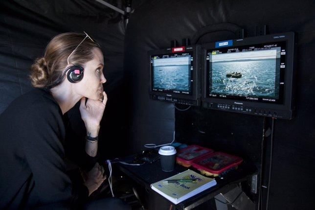 Angelina Jolie rueda Unbroken (Invencible)