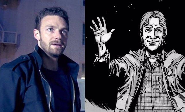The Walking Dead: ¿Quién es el nuevo y misterioso fichaje?