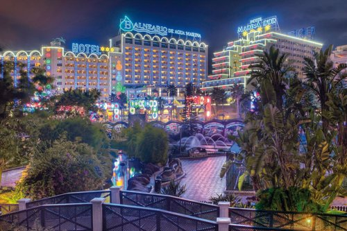 Marina D'Or ciudad de Vacaciones