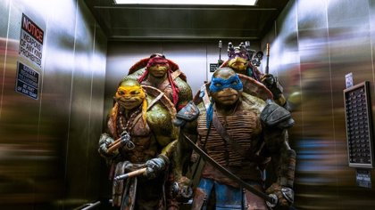 Ninja Turtles 2 se rodará en Nueva York en abril