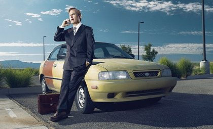 Así nació Better Call Saul, spin-off de Breaking Bad