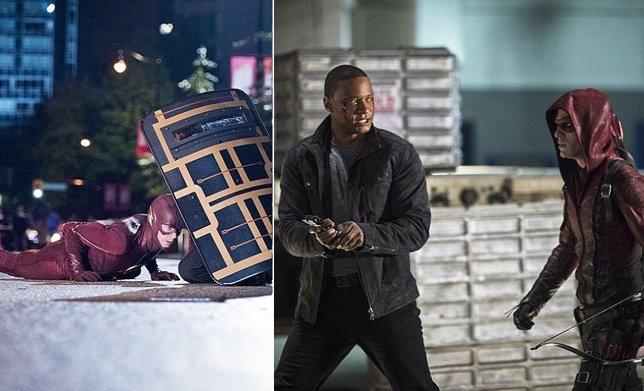 Nuevos tráilers del regreso de Arrow y The Flash